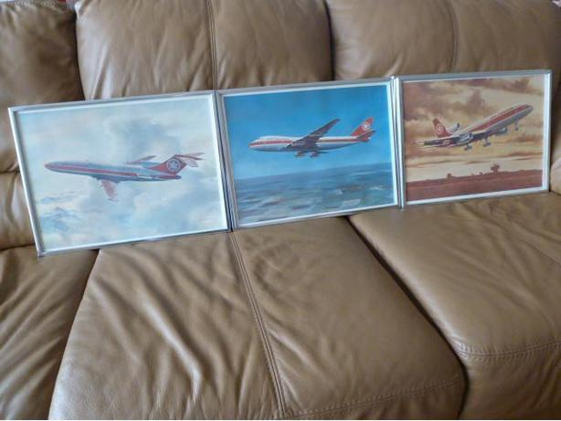 Robert Banks Air Canada prints
