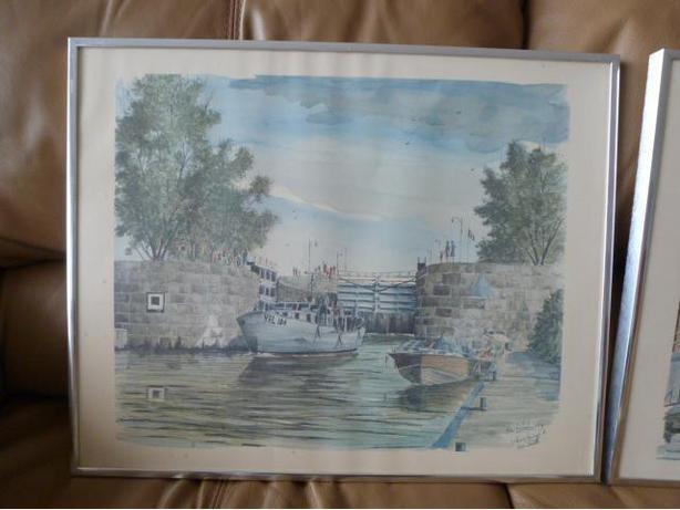 Babelowsky Rideau Canal Prints