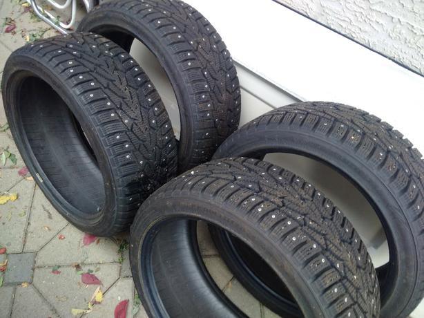 Nokian Hakkapeliita 7 225 40 18 Studded Snow Tires North