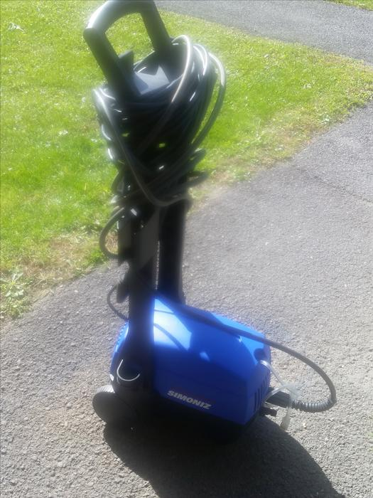simoniz pressure washer lr54005 manual