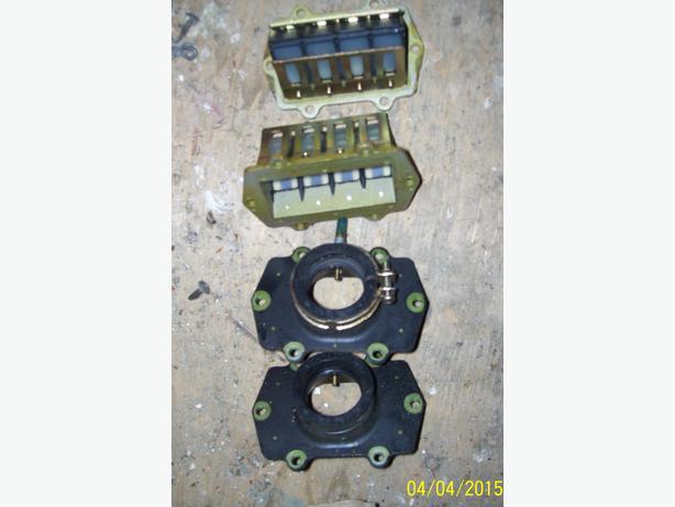 Arctic Cat Crossfire ZR ZL Sabrcat T500 Pantera reed valves intake pipe