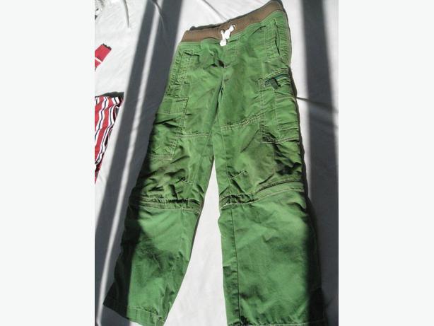 Boys Pants Shorts Combo