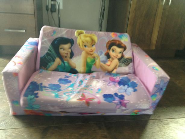Tinkerbell Sofa PRINCE COUNTY PEI