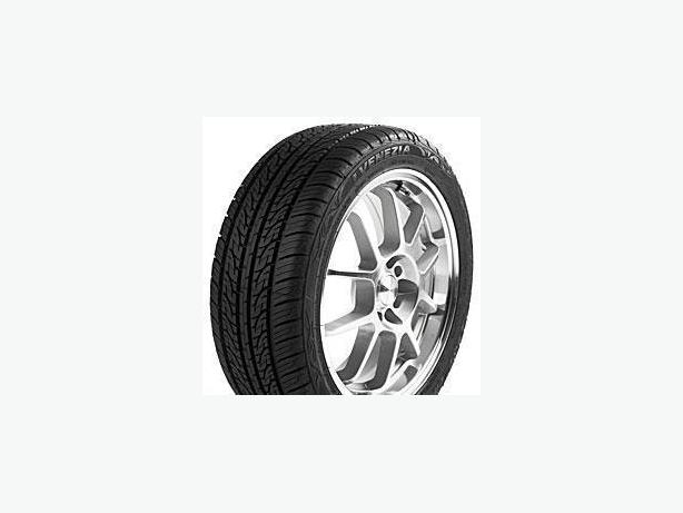 "New: 205/40ZR17"" M&S Tires"