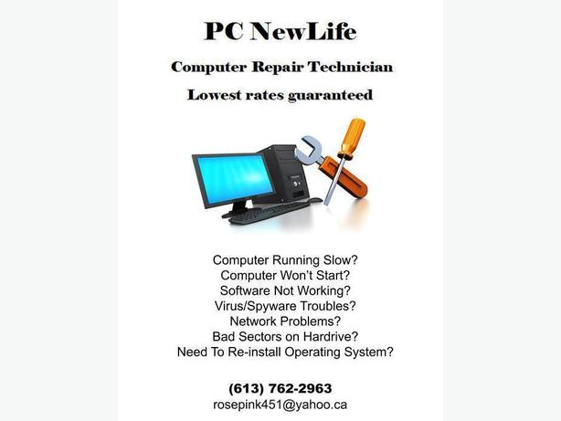 Computer Troubleshooting and Repair