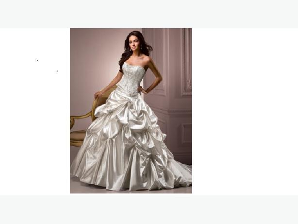 Wedding Dress Alterations Halifax : In needed ? brand new never worn maggie sottero wedding dress
