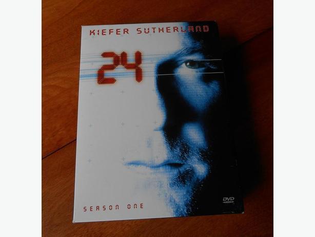 "Season 1 of Series ""24"""