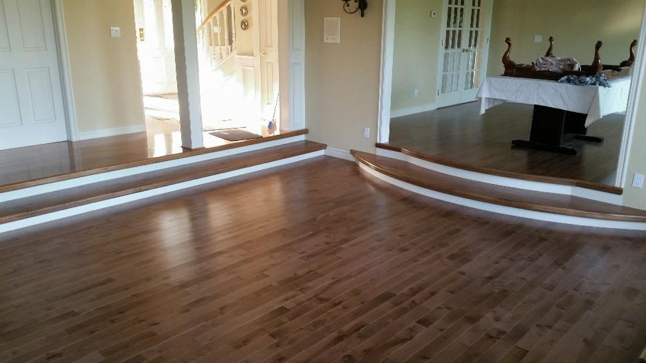 Professional hardwood floor installer for hire victoria for Hardwood flooring york region