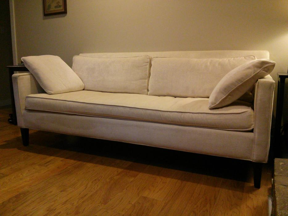 Beige sofa from chintz co victoria city victoria for Chintz couch