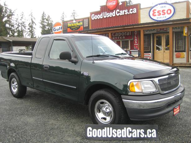 2001 ford f150 ext cab v6 with nice michelin tires outside comox valley campbell river. Black Bedroom Furniture Sets. Home Design Ideas