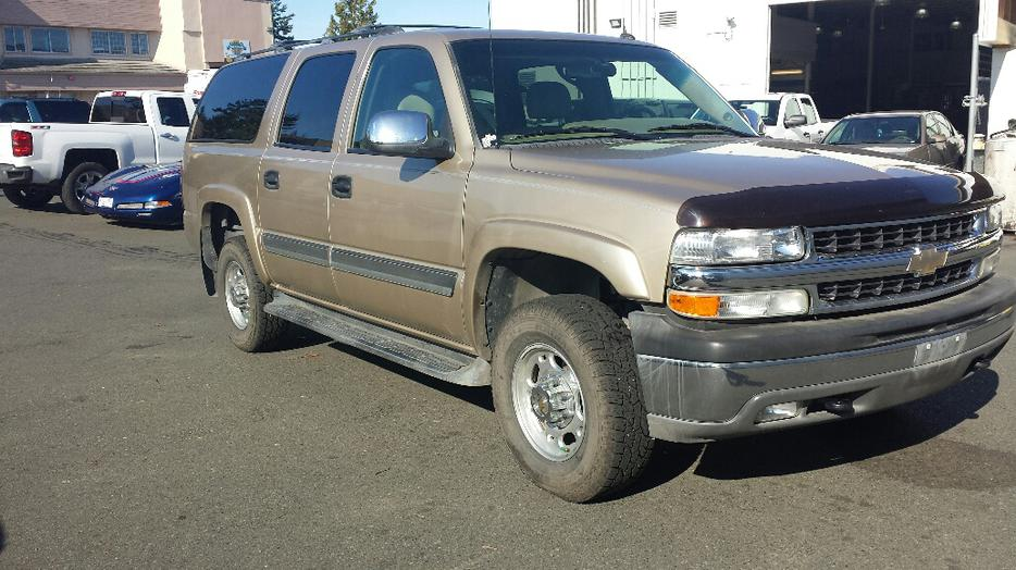 Used 2005 Chevrolet Suburban 2500 Hd For Sale In