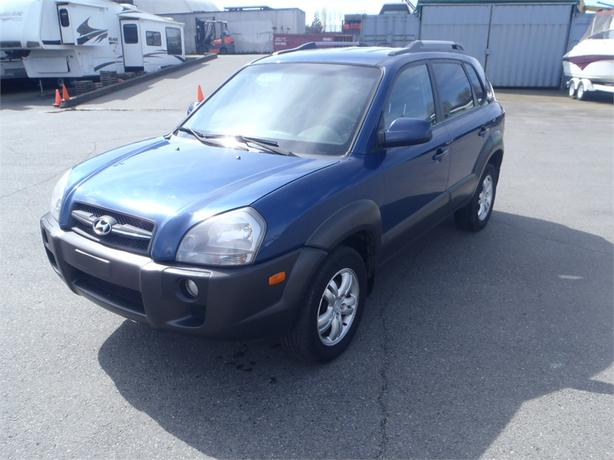 2007 hyundai tucson se 2 7 4wd outside okanagan okanagan. Black Bedroom Furniture Sets. Home Design Ideas
