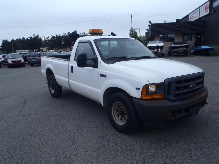 2001 ford f 250 xl sd regular box 2wd outside victoria victoria. Black Bedroom Furniture Sets. Home Design Ideas