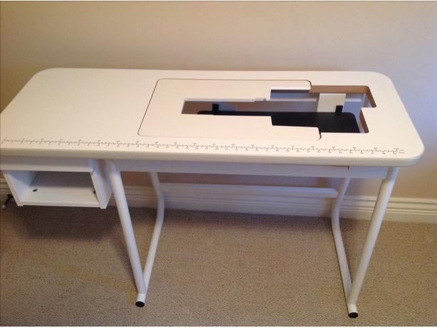 sewing machine table insert