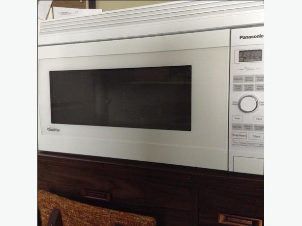Over the range microwave courtenay courtenay comox - Red over the range microwave ...