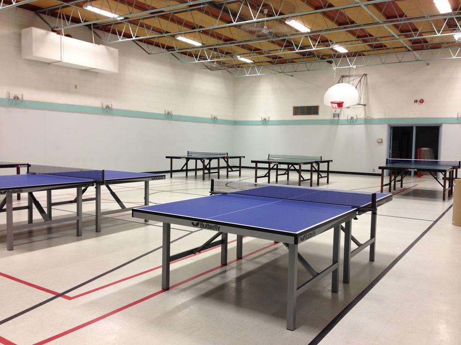 Table Tennis Kitchener