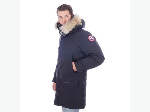 Canada Goose vest sale cheap - Mens Canada Goose Longford Parka-Navy (L) Central Ottawa (inside ...