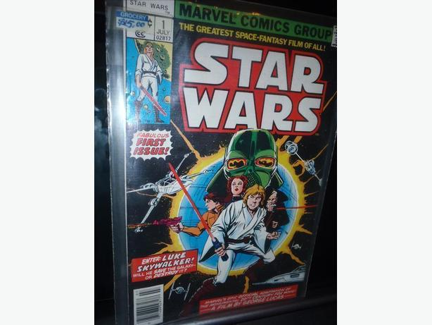number one star wars in great condition