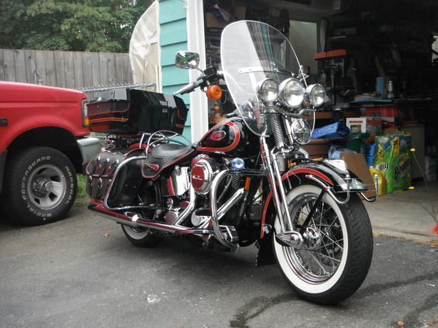 L@@K!! FURTHER REDUCED!! 1998 HARLEY DAVIDSON HERRITAGE SOFTAIL SPRINGER