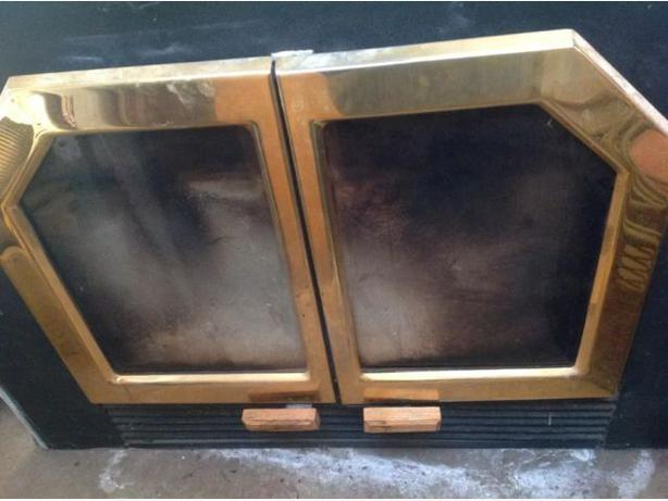 BIS ll High Efficiency (67%) EPA approved Zero Clearance Fireplace ...