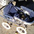 Brio Baby Carriage and stroller