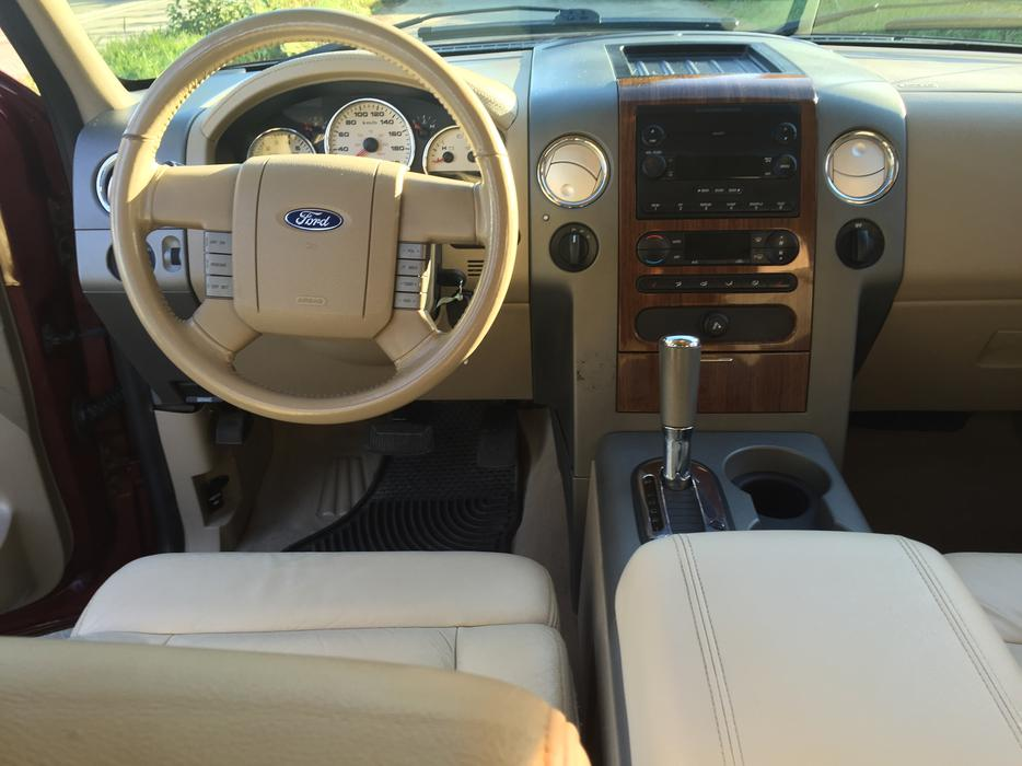 2004 Ford F-150 4X4 LARIAT 5.4 TRITON Courtenay, Comox ...