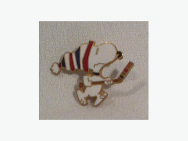 Snoopy lapel hat pin