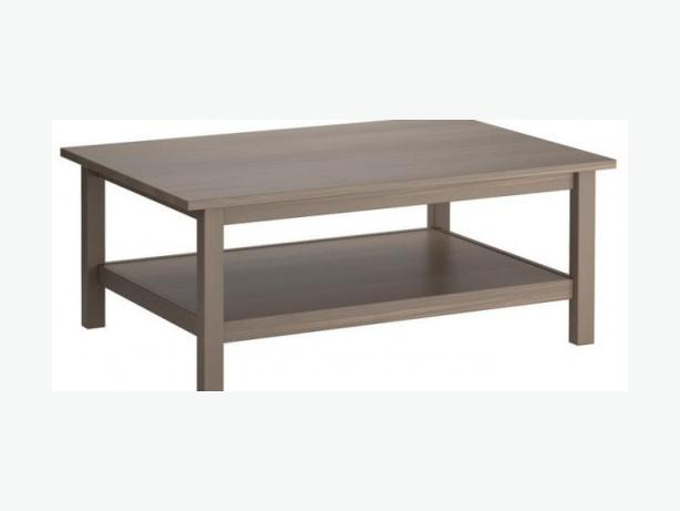 Ikea Hemnes Coffee Table Grey Brown Victoria City