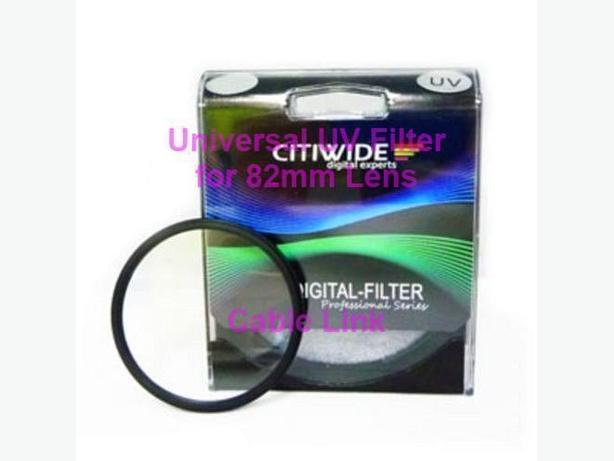 Universal 82mm Ultra Violet UV Filter for Many Camera Lens
