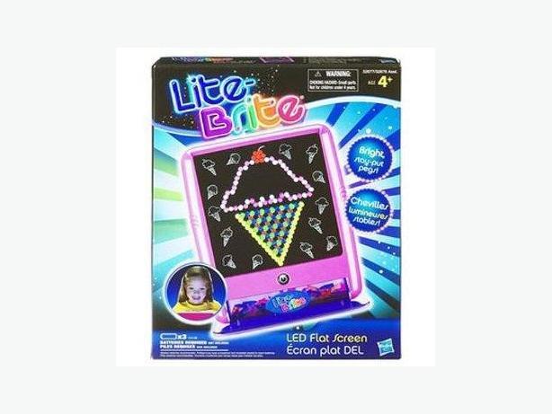 Lite Brite - newer LED version