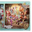BNIB - Ever After High Hat-Tastic Madeline Hatter Doll and Party Display