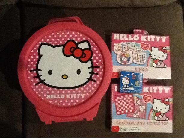 Hello Kitty Game Package