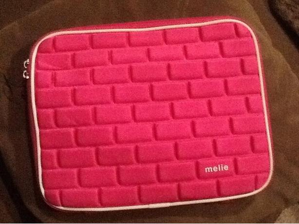 Pink Melie iPad or Netbook Protective Sleeve