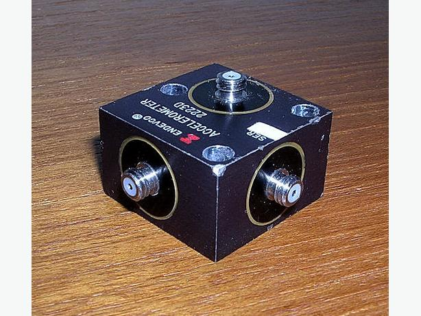 Endevco 2223D Tri-Axial Accelerometer. Prc. reduced again