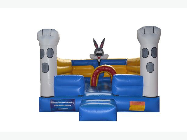 Inflatable Bunny Bouncer Rental