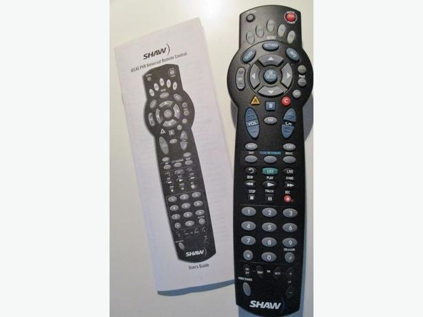 Atlas PVR Universal remote control. Never used.