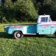WANTED: 1955 Chev 1430 Panels Trucks and Parts