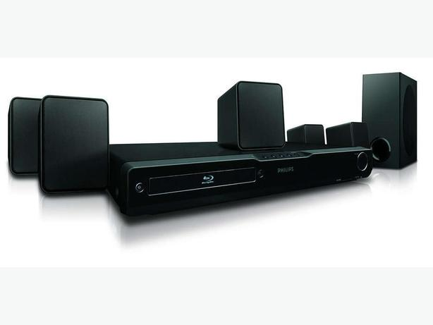 Philips Blu-Ray Home Cinema with 5.1 surround sound 1000w