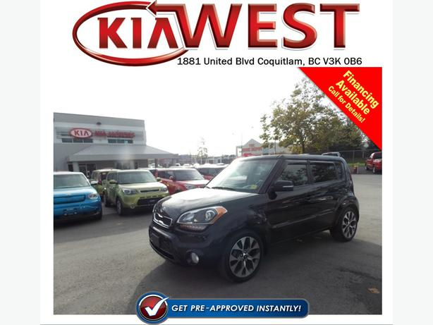 2012 Kia Soul 4U Luxury