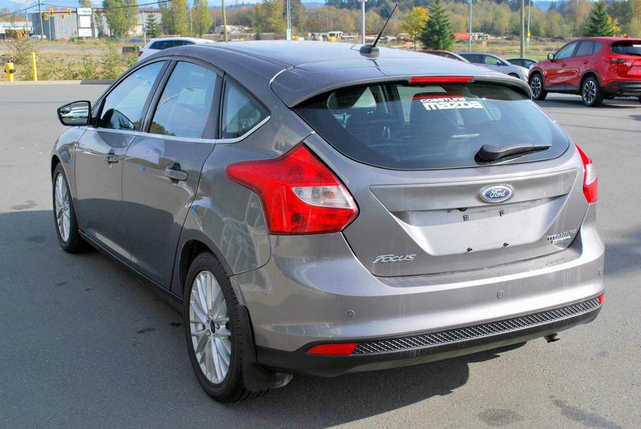 2013 ford focus titanium campbell river courtenay comox mobile. Black Bedroom Furniture Sets. Home Design Ideas