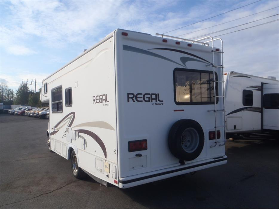 2004 Ford E 450 Triple E C24 Regal Rv Class C 24 Foot