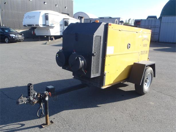 2013 Therm Dynamics Flameless Forced Air Heater TD375DR Diesel