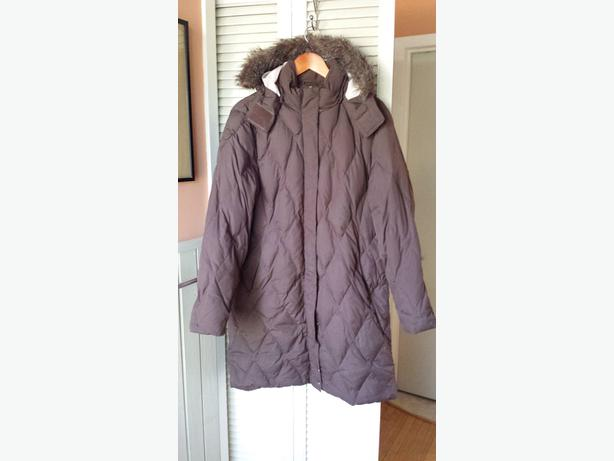 WIND RIVER DOWN FILLED COAT