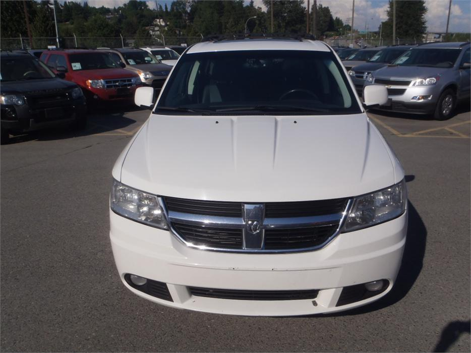 2010 dodge journey rt awd with 3rd row seating outside cowichan valley cowichan mobile. Black Bedroom Furniture Sets. Home Design Ideas