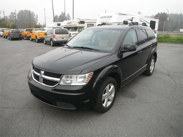2009 dodge journey 3rd row seating sxt outside nanaimo nanaimo. Black Bedroom Furniture Sets. Home Design Ideas