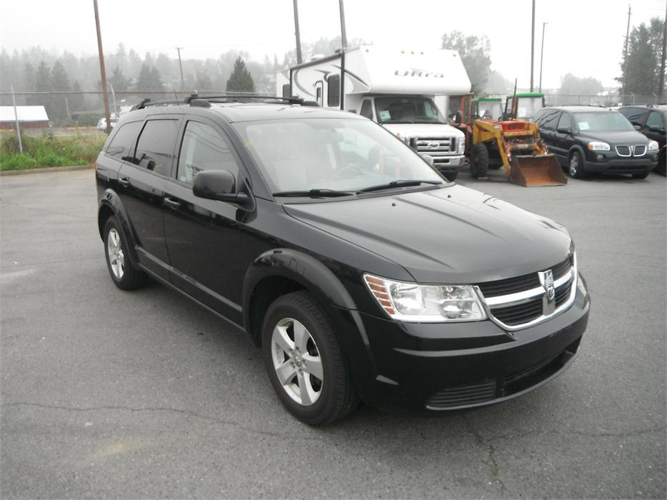 2009 dodge journey 3rd row seating sxt outside comox valley courtenay comox. Black Bedroom Furniture Sets. Home Design Ideas