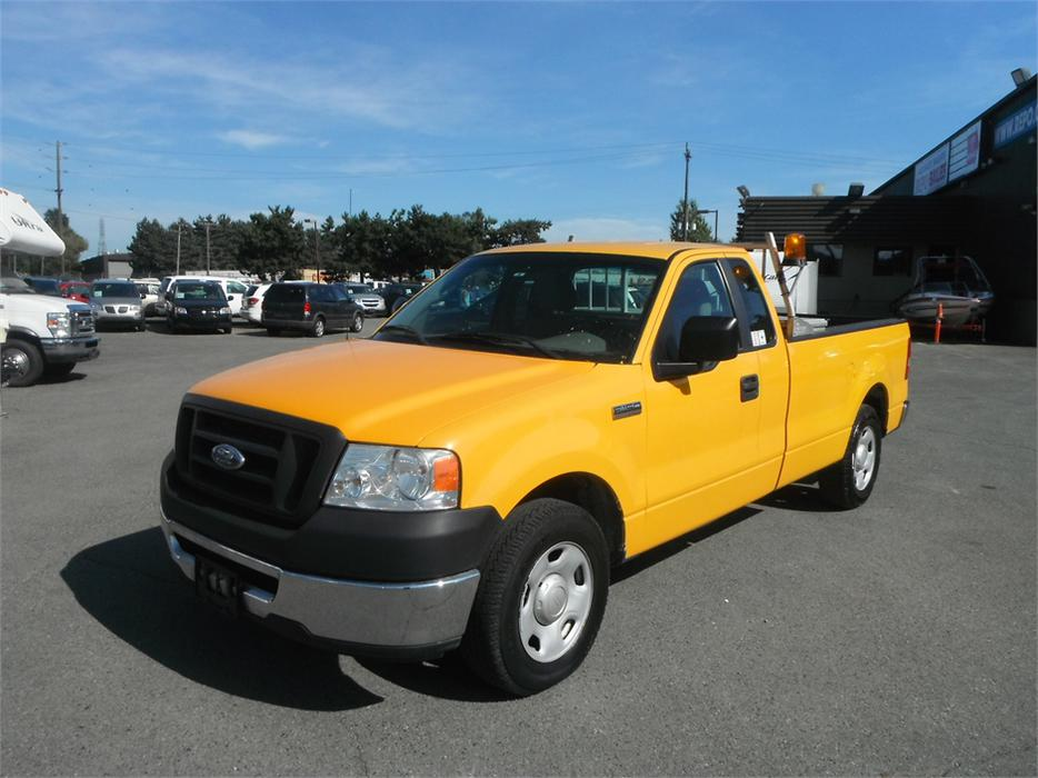 2008 ford f 150 xl regular cab long box 2wd outside victoria victoria. Black Bedroom Furniture Sets. Home Design Ideas
