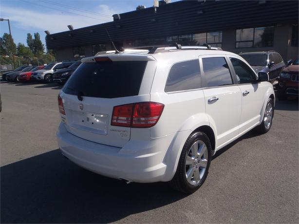 2010 dodge journey rt awd with 3rd row seating outside calgary area calgary mobile. Black Bedroom Furniture Sets. Home Design Ideas