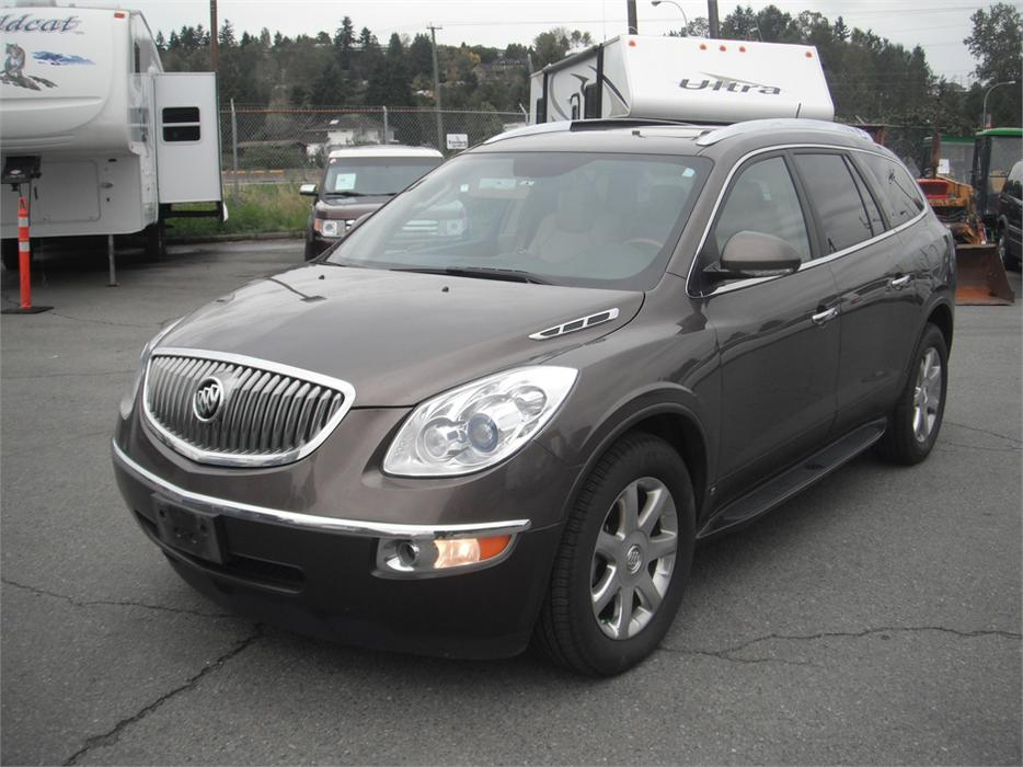 Moncton Buick Enclave >> 2008 Buick Enclave CXL AWD 3rd Row Seating Outside Comox Valley, Campbell River