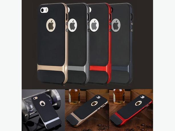 "Hybrid RubberHard Case For Apple iPhone 6 6S 4.7 "" 5 5S"